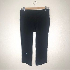 Under Armour Pants - Under Armour UA Fly By Compression Capri Tights M